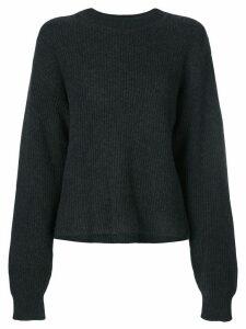 Le Kasha Dubai cashmere jumper - Grey