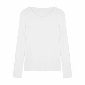 Woolrich Checked Knitted Jacket