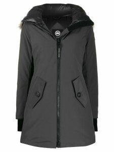 Canada Goose Rosemont parka coat - Grey