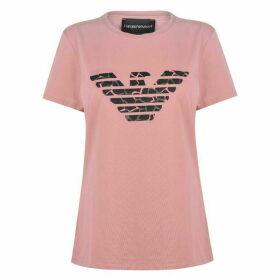 Emporio Armani Eagle T Shirt