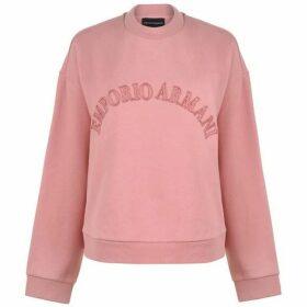 Emporio Armani Brand Sweatshirt