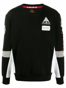 Alpha Industries Space Camp sweatshirt - Black