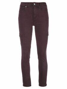 PAIGE Hoxton jeans - PURPLE