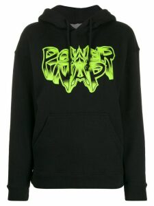 Ashley Williams Power Nap hoodie - Black