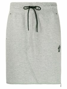 Nike Tech Fleece skirt - Grey