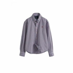 Hackett Multi-coloured Check Cotton Shirt