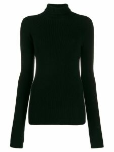 Barbara Bui ribbed roll neck jumper - Black