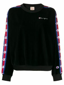 Champion relaxed-fit logo sweatshirt - Black
