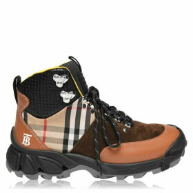 Burberry Vintage Check Tor Boots