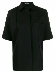 Kwaidan Editions oversized longline shirt - Black