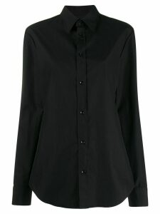 Maison Margiela long sleeves shirt - Black