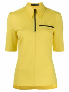 Kwaidan Editions slim fit polo shirt - Yellow