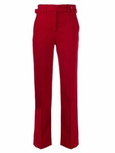 Red Valentino buckled slim trousers