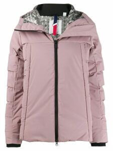 Rossignol hooded puffer jacket - PINK