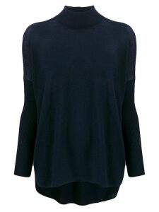 Gentry Portofino cashmere turtleneck jumper - Blue