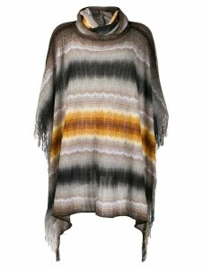 Missoni striped loose-fit jumper - NEUTRALS