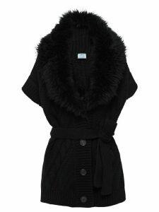 Prada Cashmere cardigan - Black