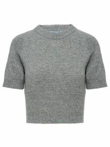 Prada cashmere top - Grey