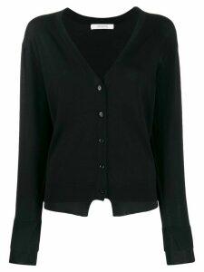 Dorothee Schumacher button-down long-sleeve cardigan - Black