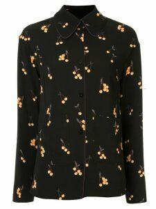 Baum Und Pferdgarten Benji printed buttoned shirt - Black