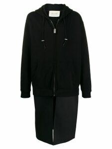 1017 ALYX 9SM sweat hooded coat - Black