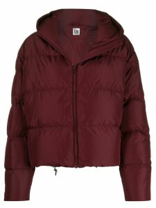 Bacon Cloud padded jacket - Red