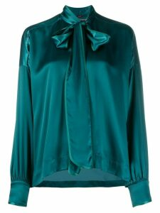 F.R.S For Restless Sleepers pussy-bow blouse - Green