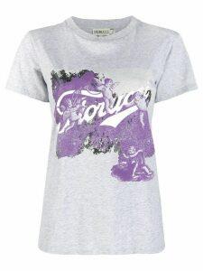 Fiorucci Graffiti T-shirt - Grey