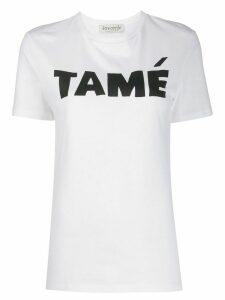 Être Cécile organic cotton tiger print T-shirt - White