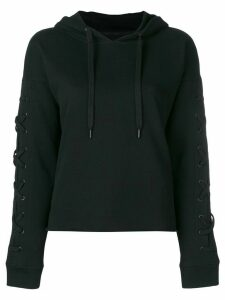 DKNY hooded sweatshirt - Black