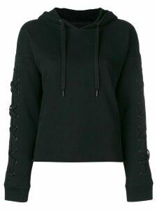 DKNY hooded sweatshirt - Black