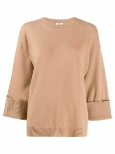 P.A.R.O.S.H. relaxed-fit jumper - NEUTRALS
