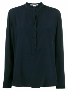 Stella McCartney Eva silk shirt - Blue