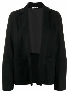 Barena Virgilia open-front cardigan - Black