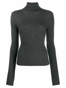 MRZ roll-neck jumper - Grey