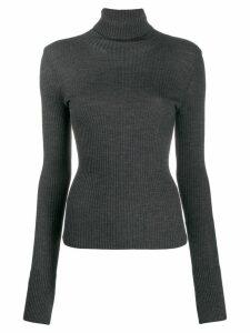 MRZ roll-neck jumper - Grey