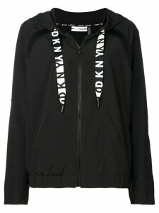 DKNY relaxed fit hoodie - Black