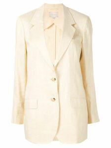 Arjé Rey Relaxed blazer - White