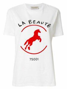 Être Cécile La Beaute T-shirt - White