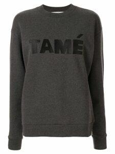 Être Cécile Tame BF sweatshirt - Grey