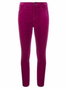 J Brand Alana Super Skinny trousers - PINK