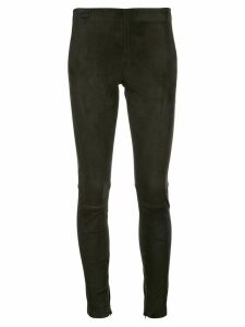 Polo Ralph Lauren mid-rise leggings - Grey