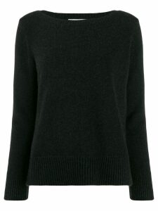 Vince ribbed cashmere jumper - Grey