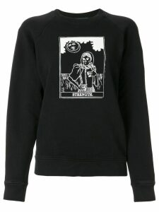 Alexa Chung Strength graphic T-shirt - Black