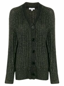 Equipment Jeannane metallic cardigan - Black