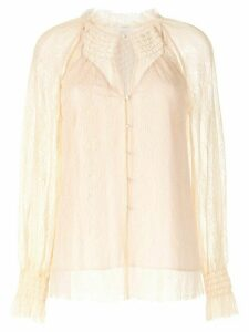 Alice McCall Harvest Moon blouse - NEUTRALS