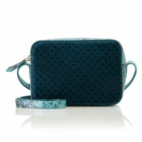 Emily Carter - The Baroque Tiger Scarf