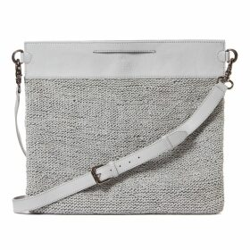 Olivia Annabelle - Fable Blouse In Black Bone Toile