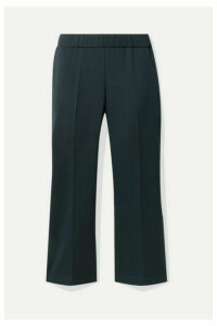 HATCH - The Lyric Cotton-blend Straight-leg Pants - Midnight blue