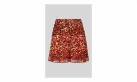 Ikat Animal Flippy Skirt